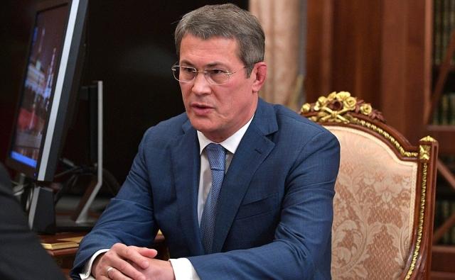 Хабиров покидает «прорывную команду» подмосковного губернатора и едет в Уфу