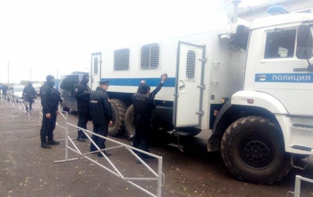Вышедших из тюрьмы иностранцев выслали на родину из Калужской области