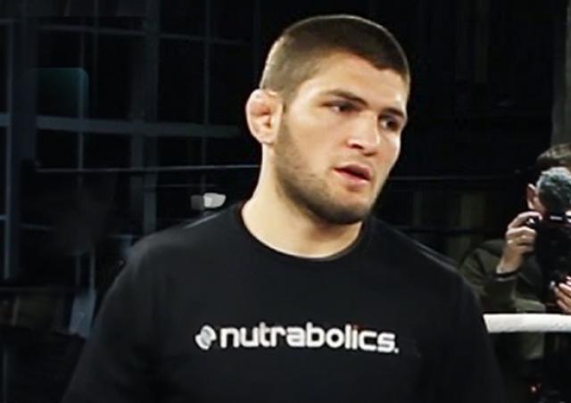 Хабиб Нурмагомедов поблагодарил главу Чечни за уважение и награды