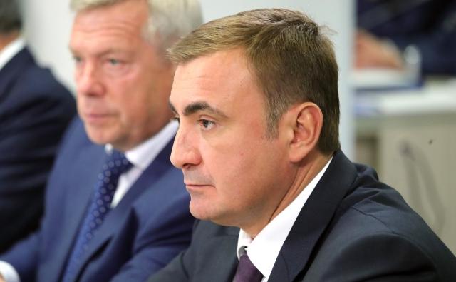 Губернатор Тульской области: с Беларусью нас связывают крепкие отношения