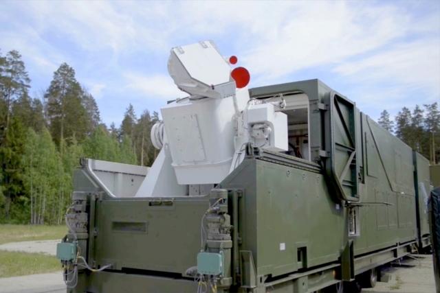 Минобороны РФ готовится к получению боевых лазеров «Пересвет»