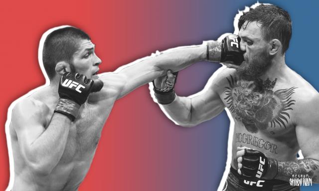 UFC отстранил Нурмагомедова и Макгрегора от соревнований