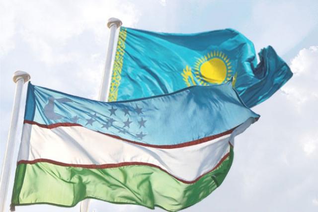 Узбекистан и Казахстан провели переговоры о совместной госгранице