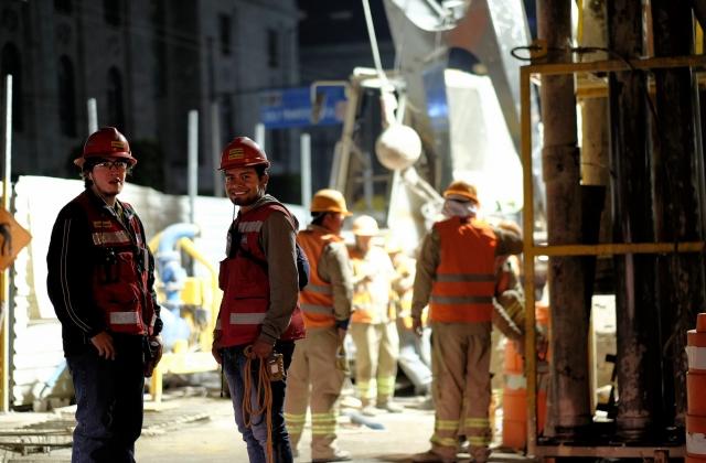 Мексиканские рабочие