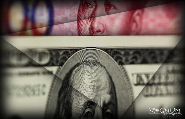 ЦБ Китая: мы не используем колебания курса как оружие в торговой войне
