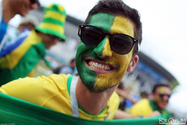 Футбольная сборная Бразилии победила Саудовскую Аравию в товарищеском матче
