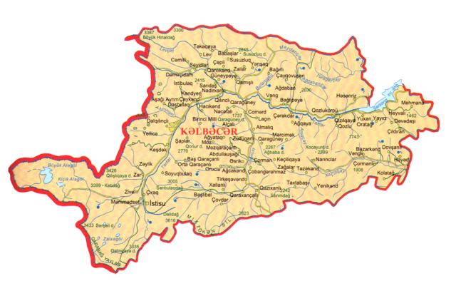 Кельбаджарский район