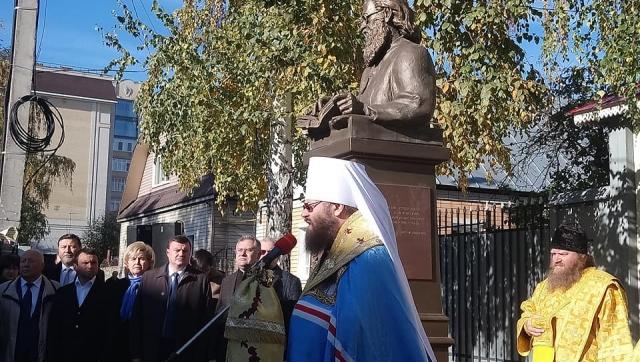 Покровская ярмарка в Тамбове началась с открытия музея святителя Луки