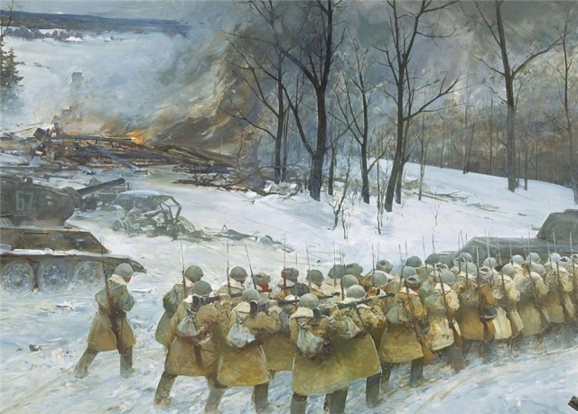 В Бородино пройдет военно-исторический фестиваль «Москва за нами. 1941 год»