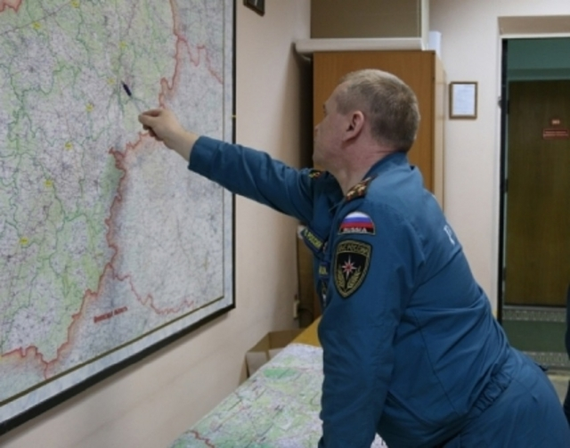 Площадь лесных пожаров в Калужской области в 2018 г. выросла в пять раз