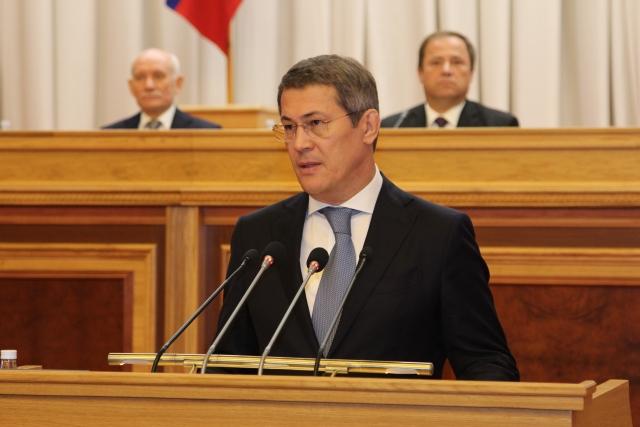 Врио главы Башкирии Радий Хабиров представлен жителям республики