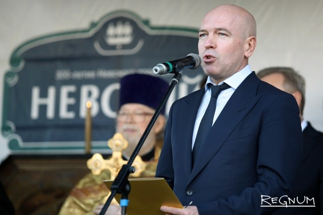 Вице-губернатор Санкт-Петербург Константин Серов