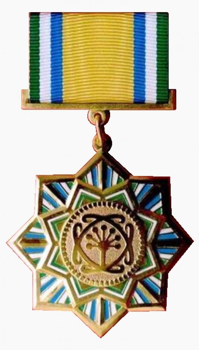 Заслуги экс-главы Башкирии Хамитова отметили орденом