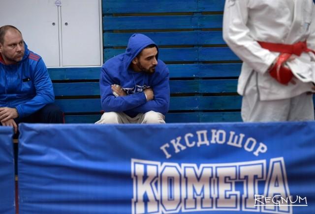 Традиционный Международный турнир по джиу-джитсу «St.Petersburg Open»