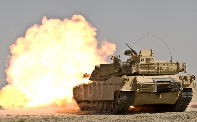 Хуситы показали, как они уничтожают танк «Абрамс»