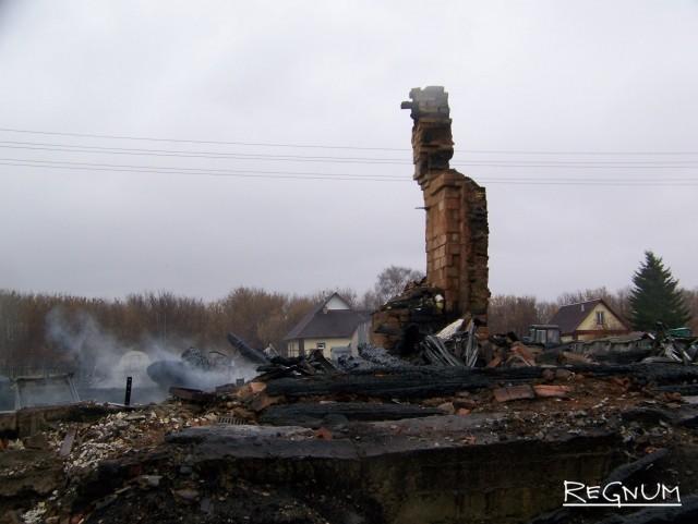«Это был ужас!» — как штормовой ветер раздул пожары на Алтае