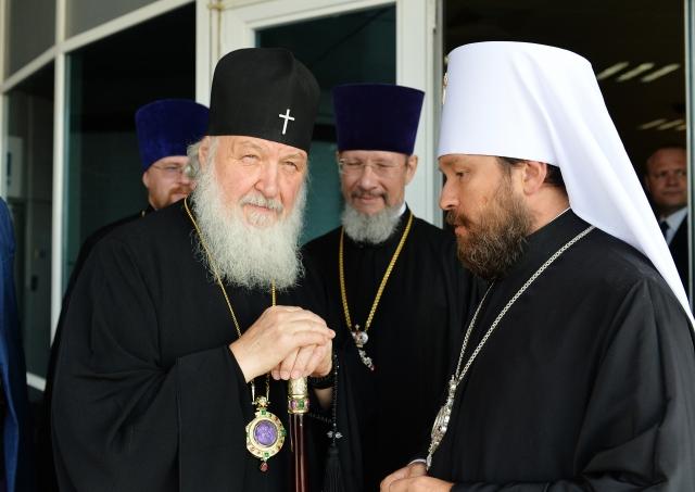 Кто убаюкивал патриарха Кирилла «сказками» об Украине?