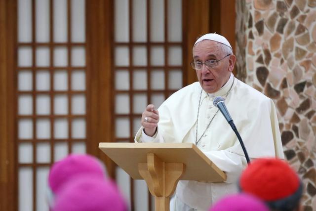 Папа Римский получил приглашение от властей посетить Тайвань