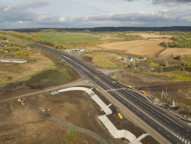 Почти 800 млн рублей инвестиций: в Чувашии запущен Цивильский мост