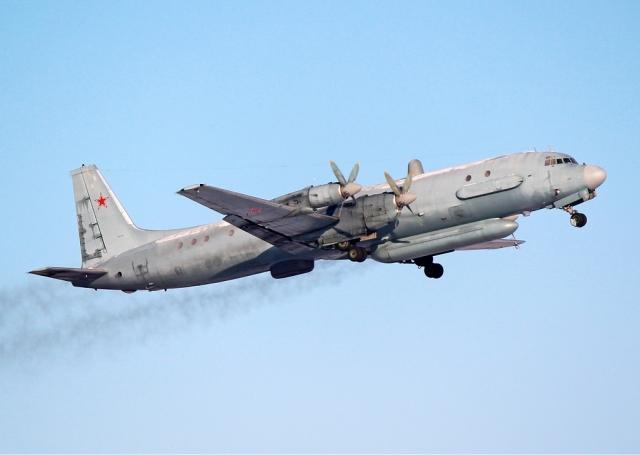 Самолёт Ил-20