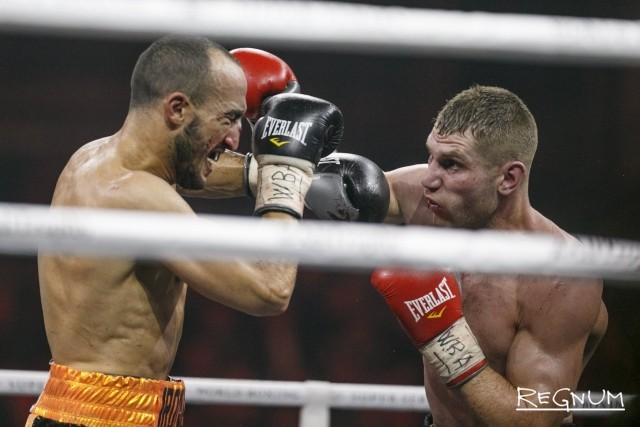 Мировой бокс в Екатеринбурге — фоторепортаж