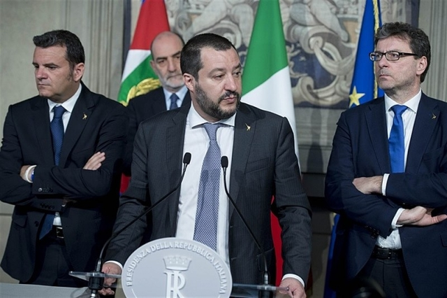 Маттео Сальвини: Франция не отделается извинениями