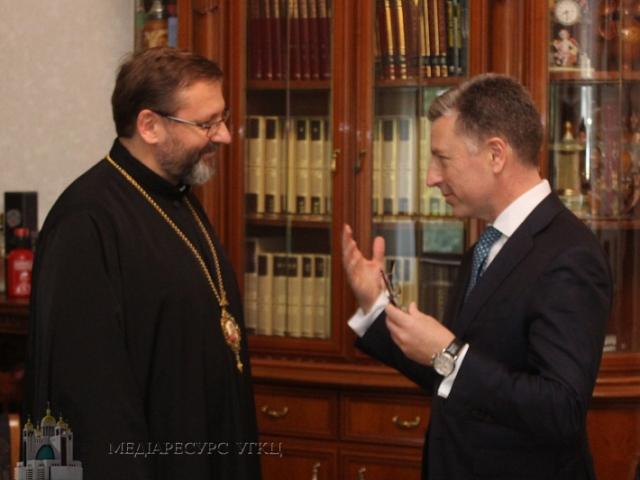 Госдеп США и униаты озаботились русскоязычными на Украине