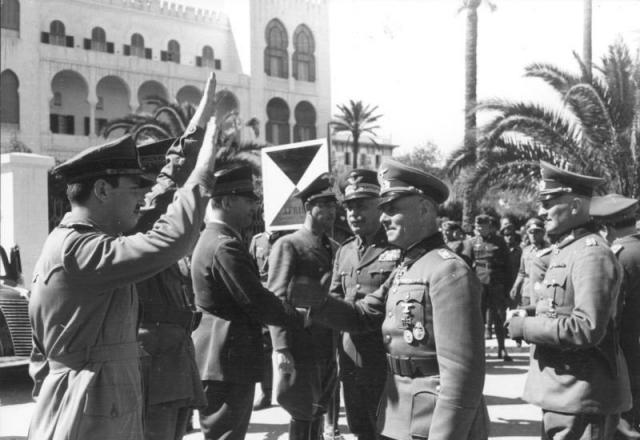 Чиновник минобороны ФРГ назвал генерала Эрвина Роммеля «жертвой нацистов»