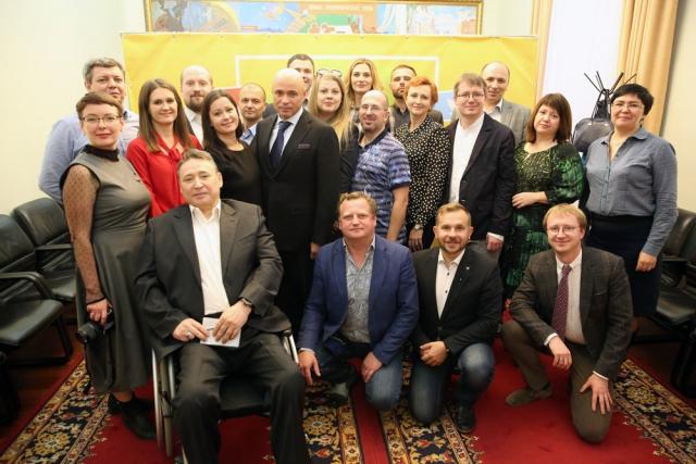 Врио главы Липецкой области встретился с блогерами