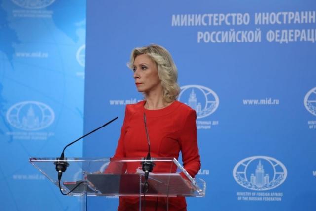 Москва прокомментировала акцию первой леди Армении Женщины во имя мира