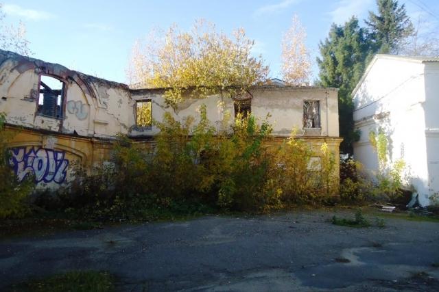 В центре Ярославля чиновники выявляют руины и развалины