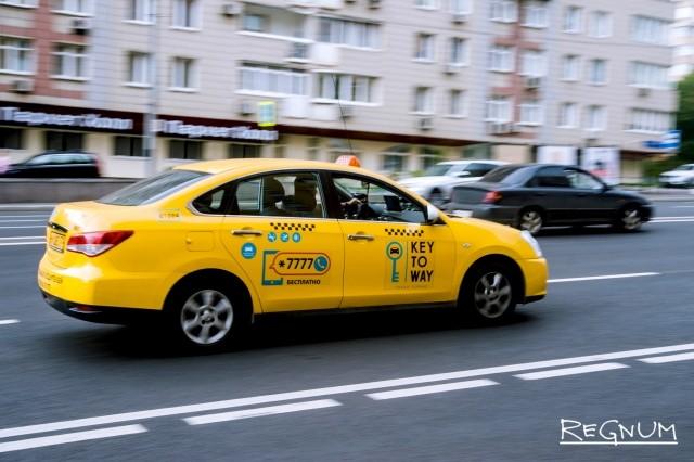 Минтрансу Подмосковья будут сообщать о ДТП с такси