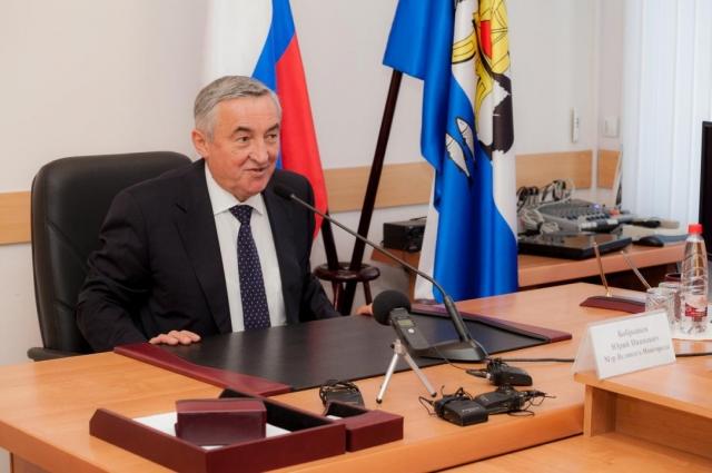 Мэр Великого Новгорода не будет переизбираться по новым правилам