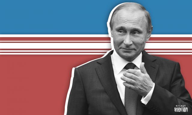 Разговор о притязаниях на наши острова президенту России не интересен