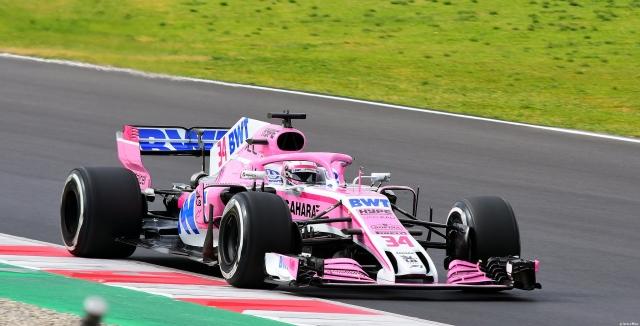 «Формула-1»: Серхио Перес продолжит выступать за Force India в 2019 году
