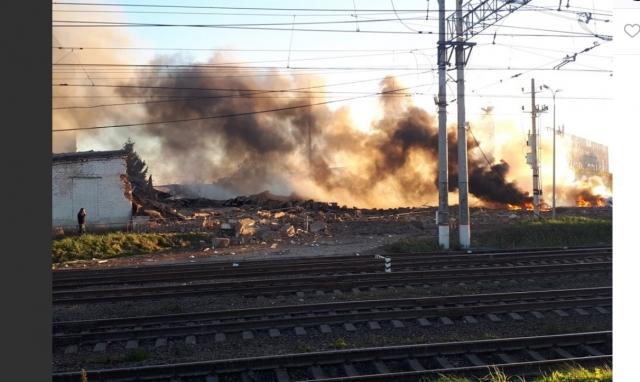 Взрыв завода пиротехники в Гатчине: уже двое погибших, двое раненых