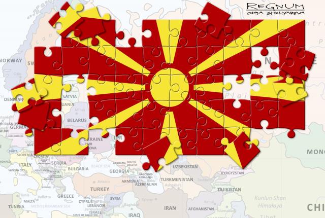 Премьера Македонии обвинили в политических преследованиях