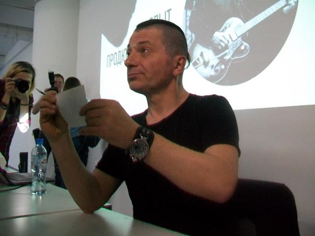 Вадим Самойлов рассказал о распаде «Агаты Кристи»