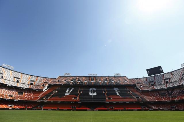 «Валенсия» вырвала ничью в матче 9-го тура Примеры с «Леганесом»