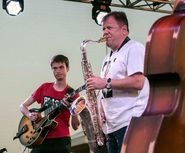 Концертом Игоря Бутмана завершается тульский этап фестиваля BRASS DAYS
