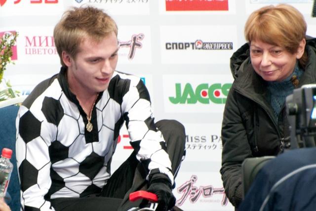 Сергей Воронов стал третьим на первом этапе серии Гран-при США