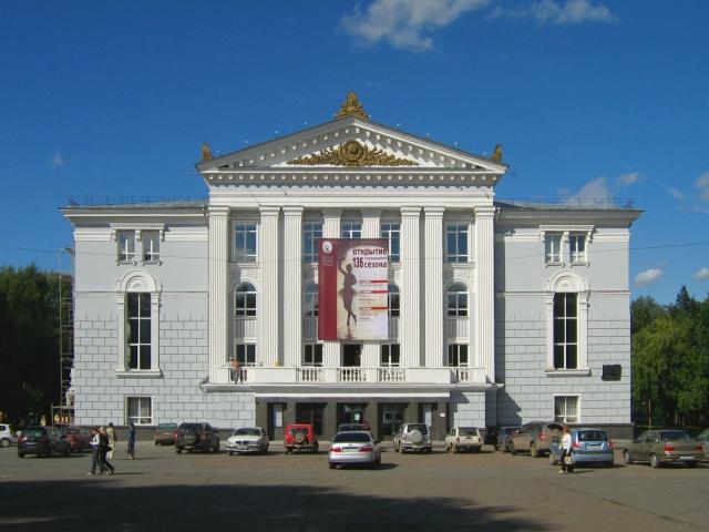 Ночь искусств в пермском театре оперы и балета