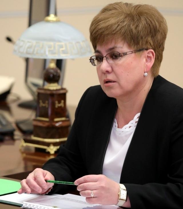 Попросившая отставки губернатор Забайкалья продлила свой отпуск