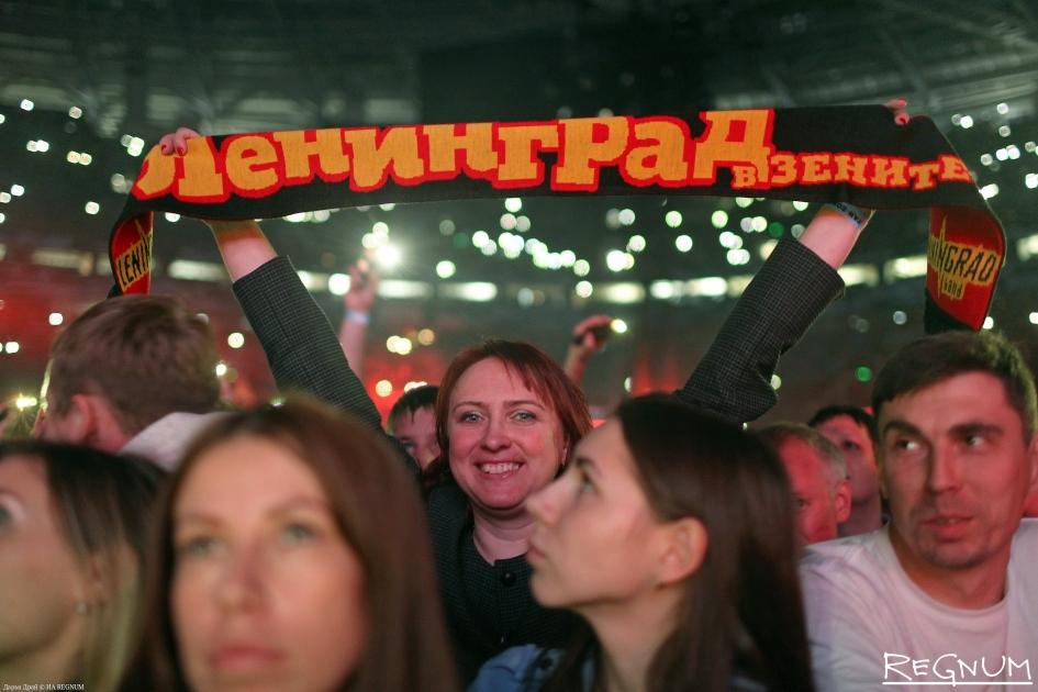 «Ленинград» устроит тур по стадионам ЧМ-2018
