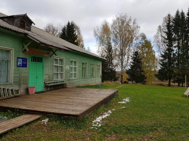 Едемская школа, где училась Роза Шанина