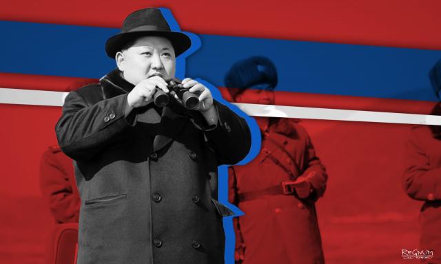 В Кремле рассказали о подготовке встречи Владимира Путина и Ким Чен Ына