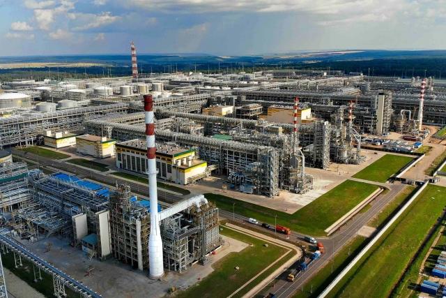 АО «ТАНЕКО»: результаты импортозамещения в российской нефтехимии