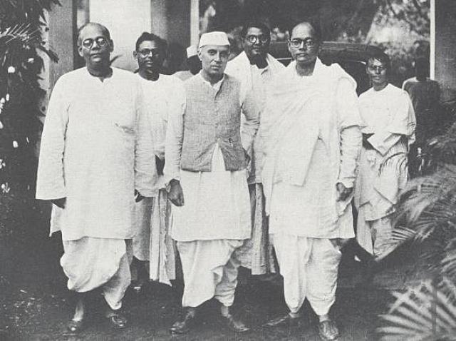 Герои борьбы за независимость Индии никак не связаны с партией власти