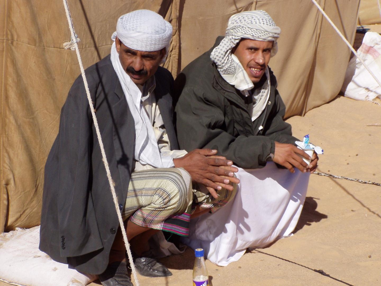 Бедуины. Йемен