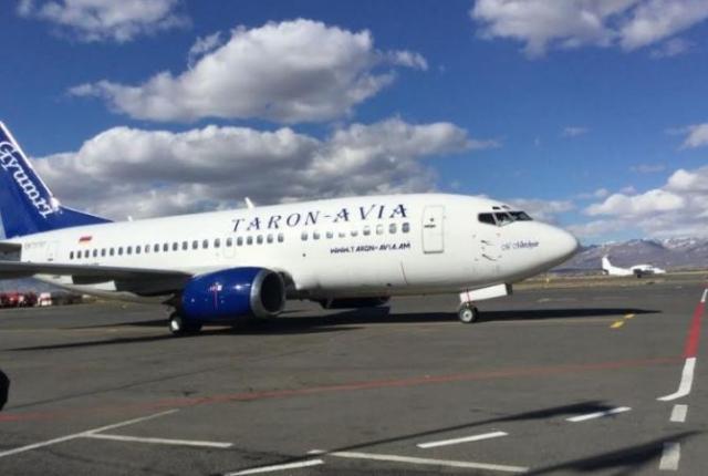 Армянская авиакомпания недовольна протекционизмом российских аэропортов